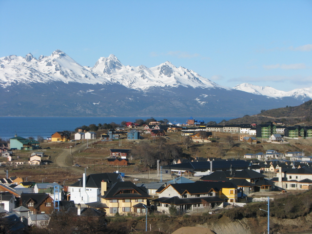 where to stay in Ushuaia